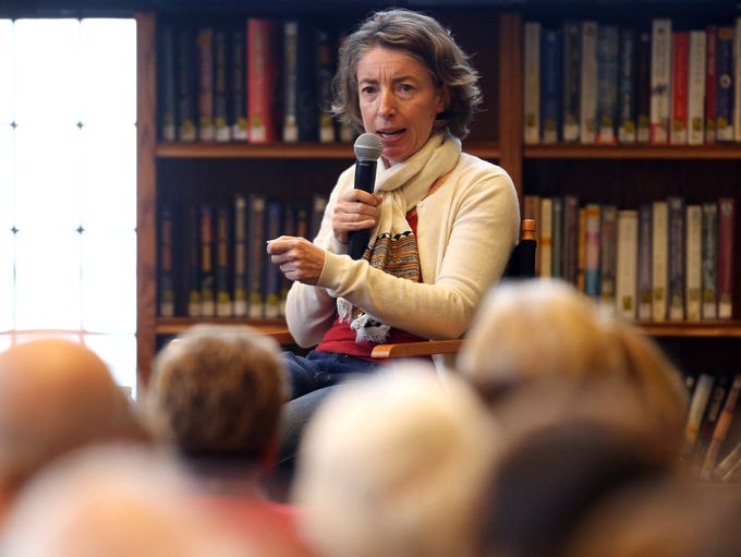 The 3rd annual Morristown Festival of Books features