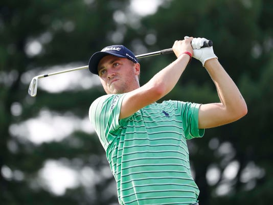 USP PGA: WGC - BRIDGESTONE INVITATIONAL - FINAL RO S GLF USA OH
