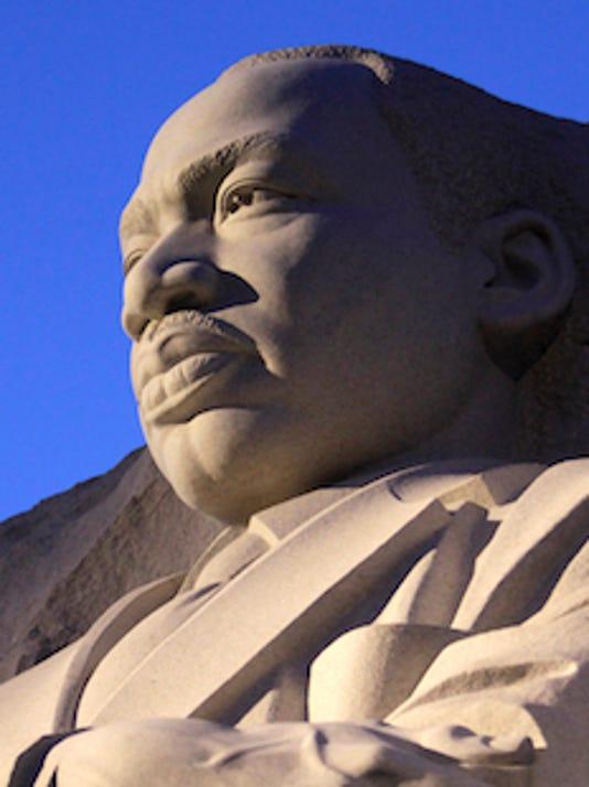 AP MLK MEMORIAL A USA DC