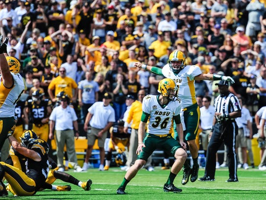 NDSU's win over Iowa last year was one of many that