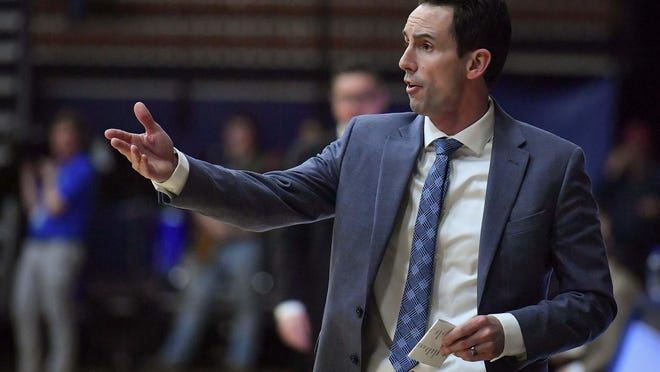 With his team off to a 6-0 start, Washburn men's coach Brett Ballard has the Ichabods No. 5 in the latest NABC Division II men's poll — Washburn's highest ranking since 2012-13.