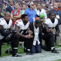 NFL commits suicide by Trump with politically correct protests