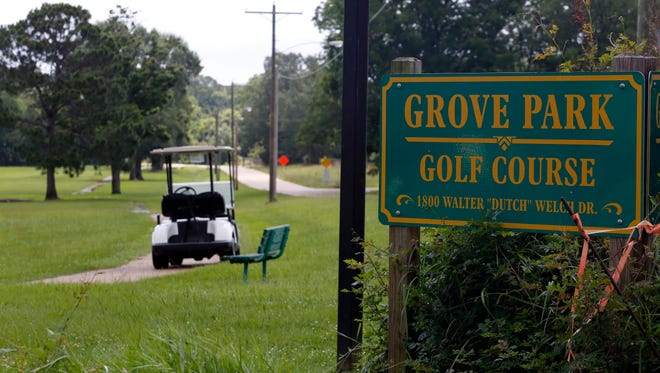 The Jackson City Council is considering a public-private partnership to manage the nine-hole Grove Park Golf Course, 1800 Walter Welch Drive, Thursday.