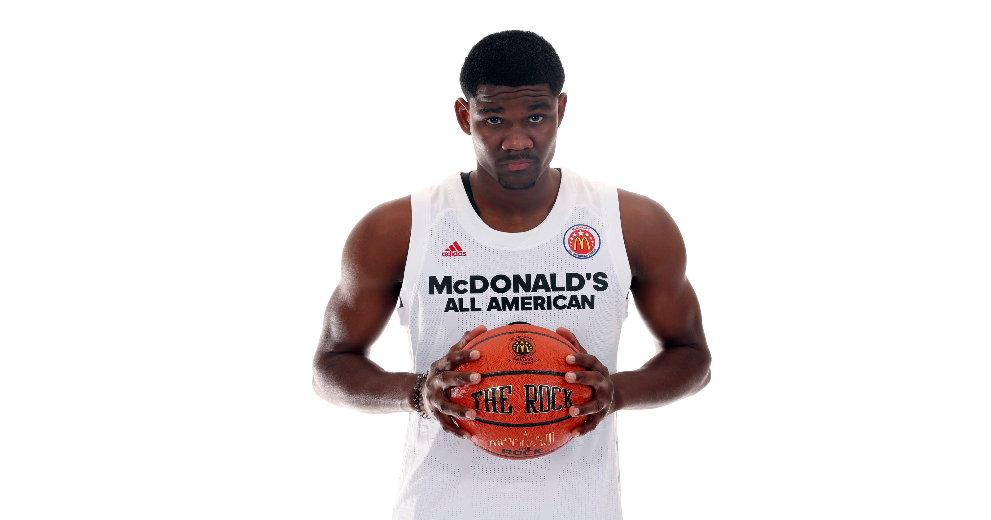 aebf80c6a 2018 NBA mock drafts  Phoenix Suns land DeAndre Ayton from Arizona