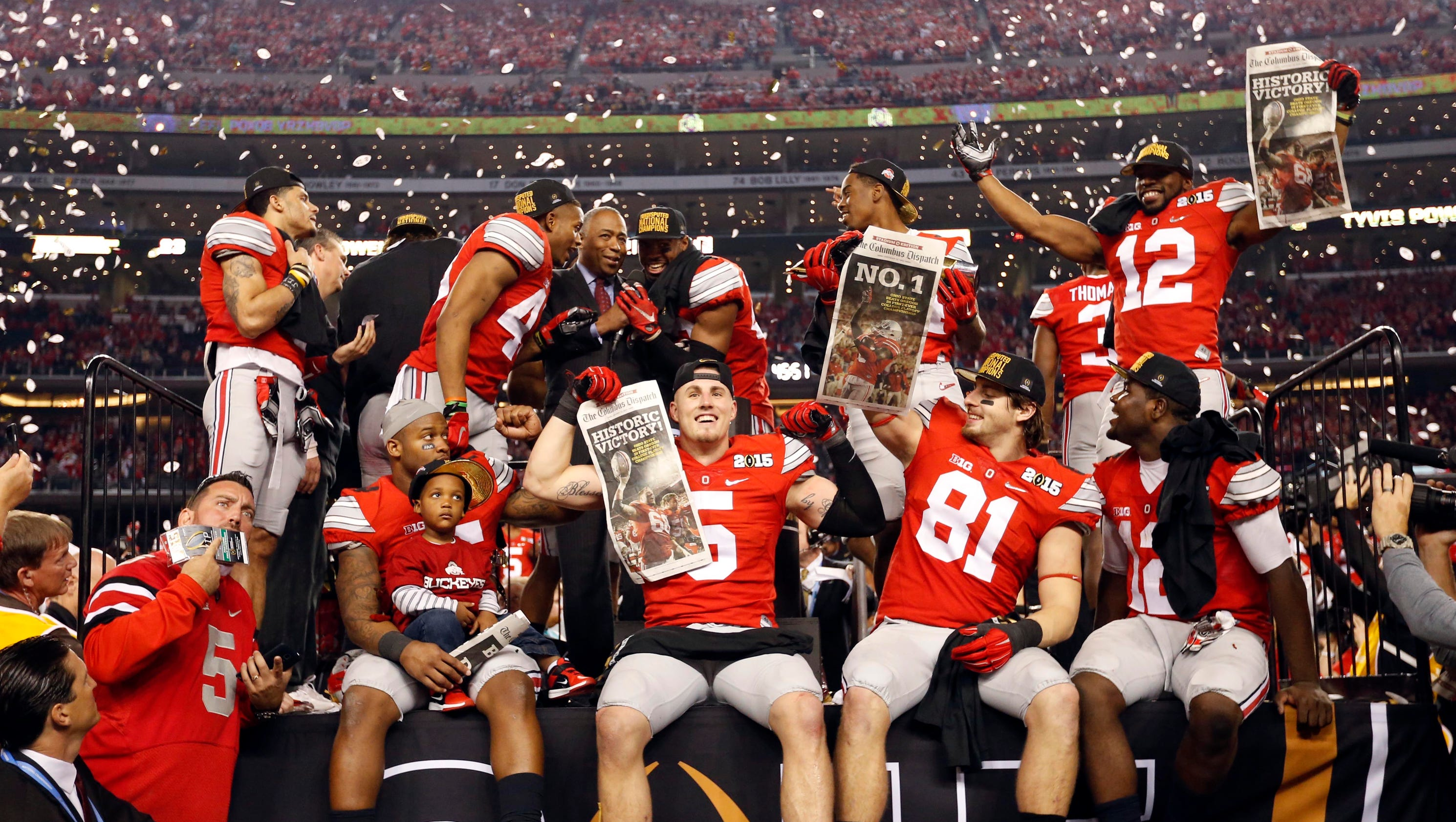 2015 national college football champions todays college scores