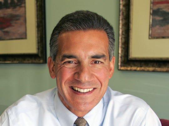 Assemblyman Jack Ciattarelli, R-16th District, won