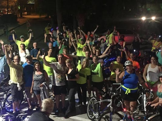 Cape Coral celebrates cycling