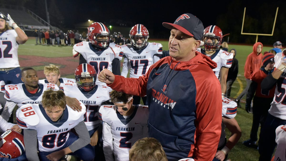 Franklin Football Coach Will Not Be On Sidelines Vs Fordson
