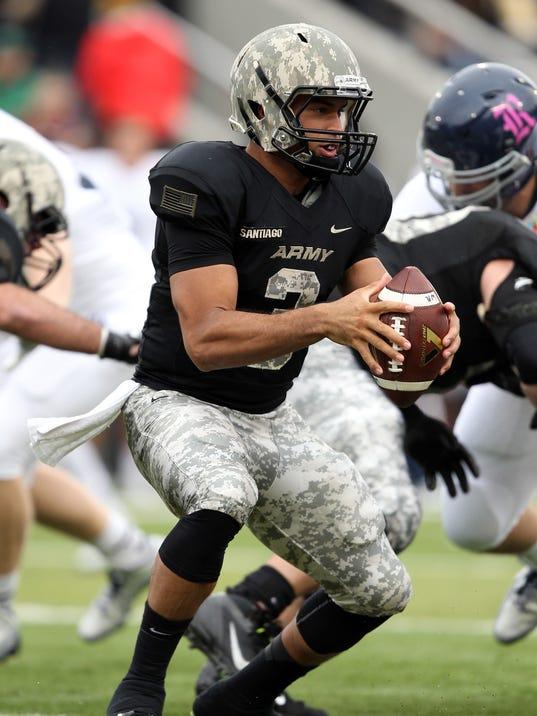 USP NCAA FOOTBALL: RICE AT ARMY S FBC USA NY