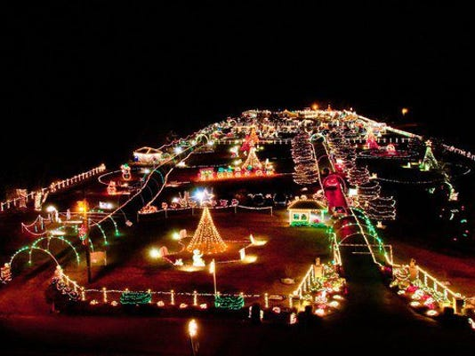 - Wilson County Christmas Display Picked For ABC Show