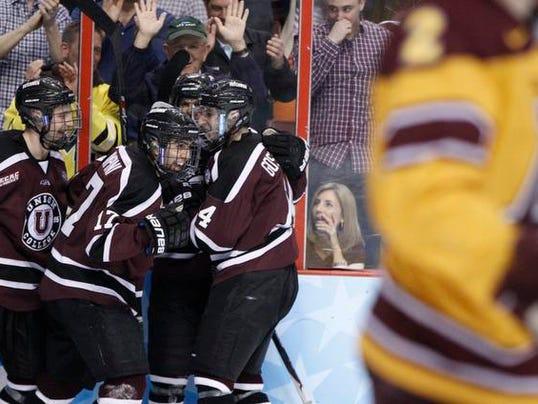 NCAA Frozen Four Minnesota Union Hockey