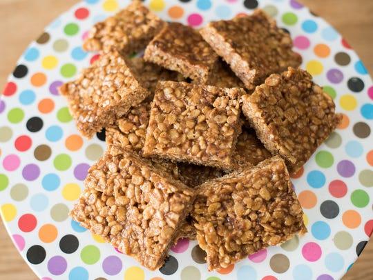 Goodie Girl Cookies Rice Crispy Treat Energy Bars
