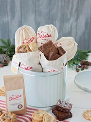 Christie Cookies offers sweet treats as well as catering.