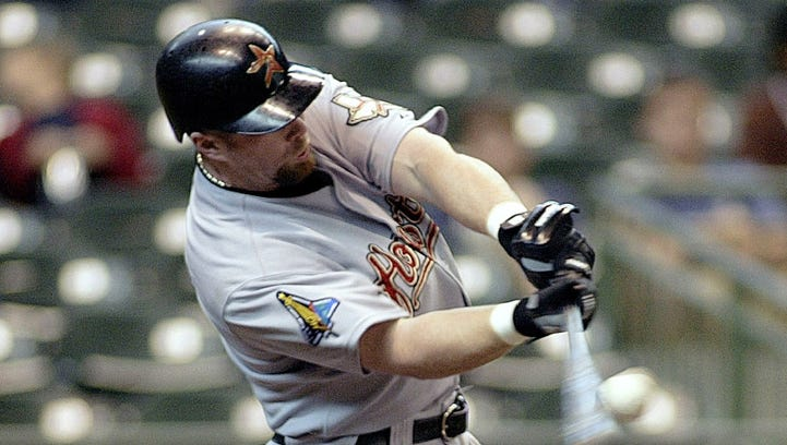 Jeff Bagwell got 86.2 percent of the Hall of Fame vote.