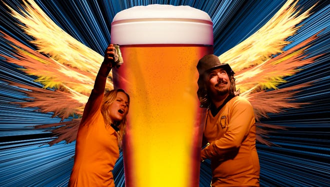"""""""A Brief History of Beer"""" is a """"docudramedy"""" by Wish Experience from London."""