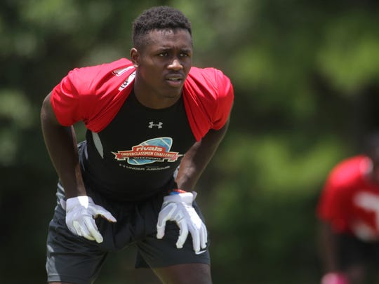 Four-star linebacker Amari Gainer recently committed to Florida State over Alabama, Texas, and Miami.