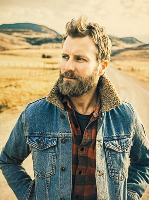"Dierks Bentley's new album, ""The Mountain,"" was written and recorded in Colorado."