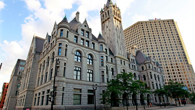 Federal Building and U.S. Courthouse in Milwaukee