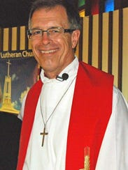 Pastor David Rosenbaum of Redeemer Lutheran Church is the chairman of Brevard Voluntary Organizations Active in Disasters.