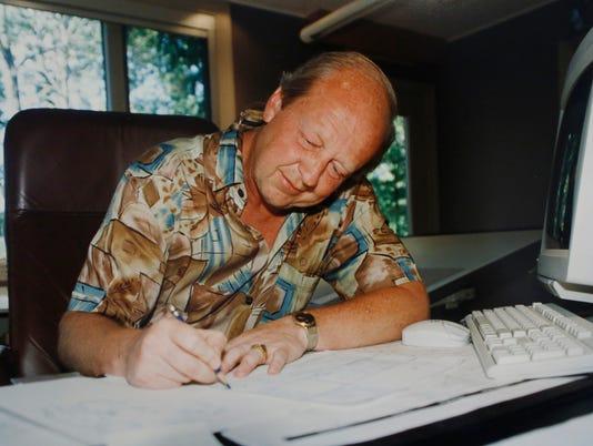 LAF Jim Davis at Haan