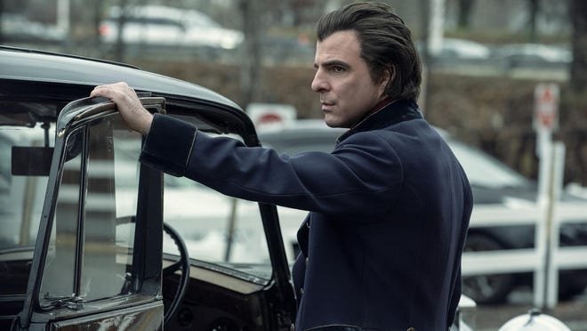 """Zachary Quinto appears in """"NOS4A2."""""""