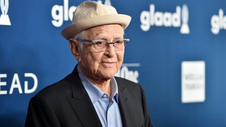 Gillum gets endorsement from former boss Norman Lear