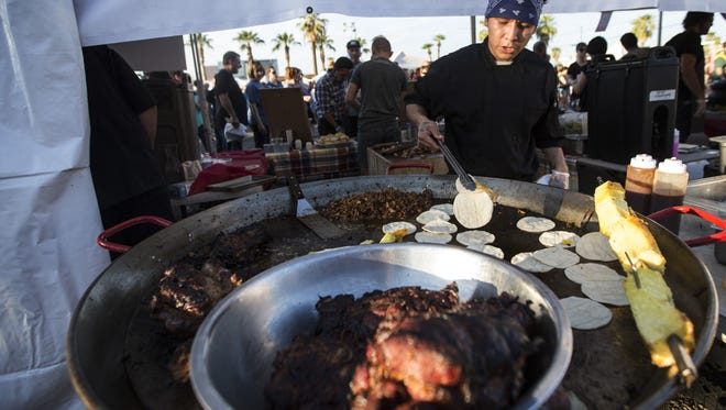 The Chile Pepper Festival returns on Saturday, Oct. 1 to downtown Phoenix.