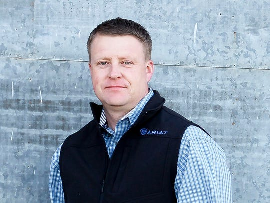 County Commissioner Jon Henry