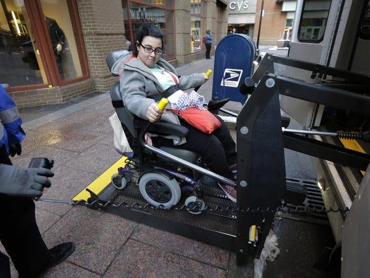 Disabled Transit