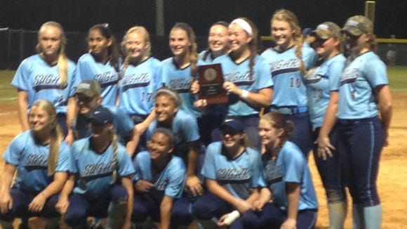 Enka won the 3-A Western Regional championship on Thursday in Monroe.