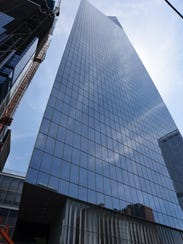 Pictured is the 150 Greenwich St. in Manhattan, NY.
