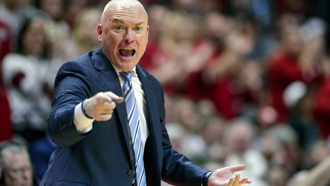 Penn State's Pat Chambers has resigned following an internal investigation into allegations of inappropriate conduct by the Nittany Lions' basketball coach.