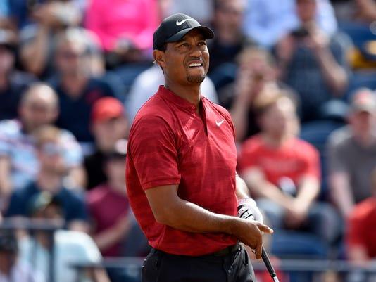 PGA: The Open Championship - Final Round