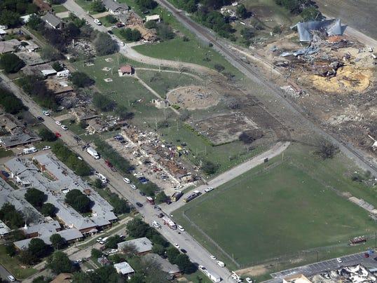 AP Plant Explosion Investigation