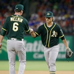 Madson gives up game-winning HR as A's lose 7-6 to Rangers