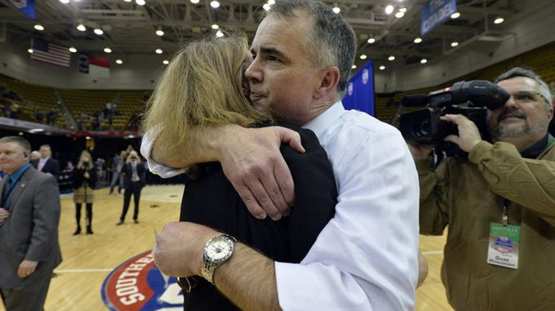 Wofford's Mike Young not swayed by salary