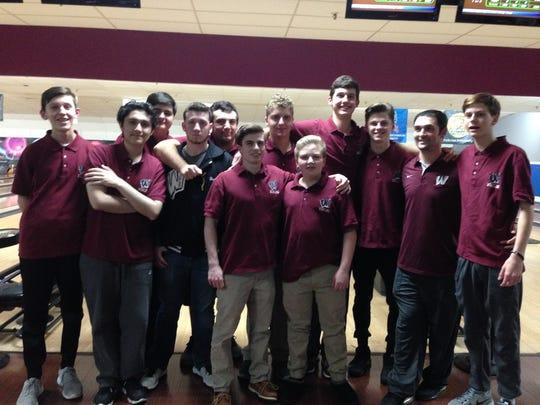 Wayne Hills won the North 1B, Group 3 bowling championship