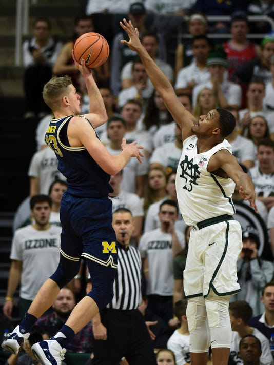 How to watch: MSU vs. Michigan start time, TV channel, streaming