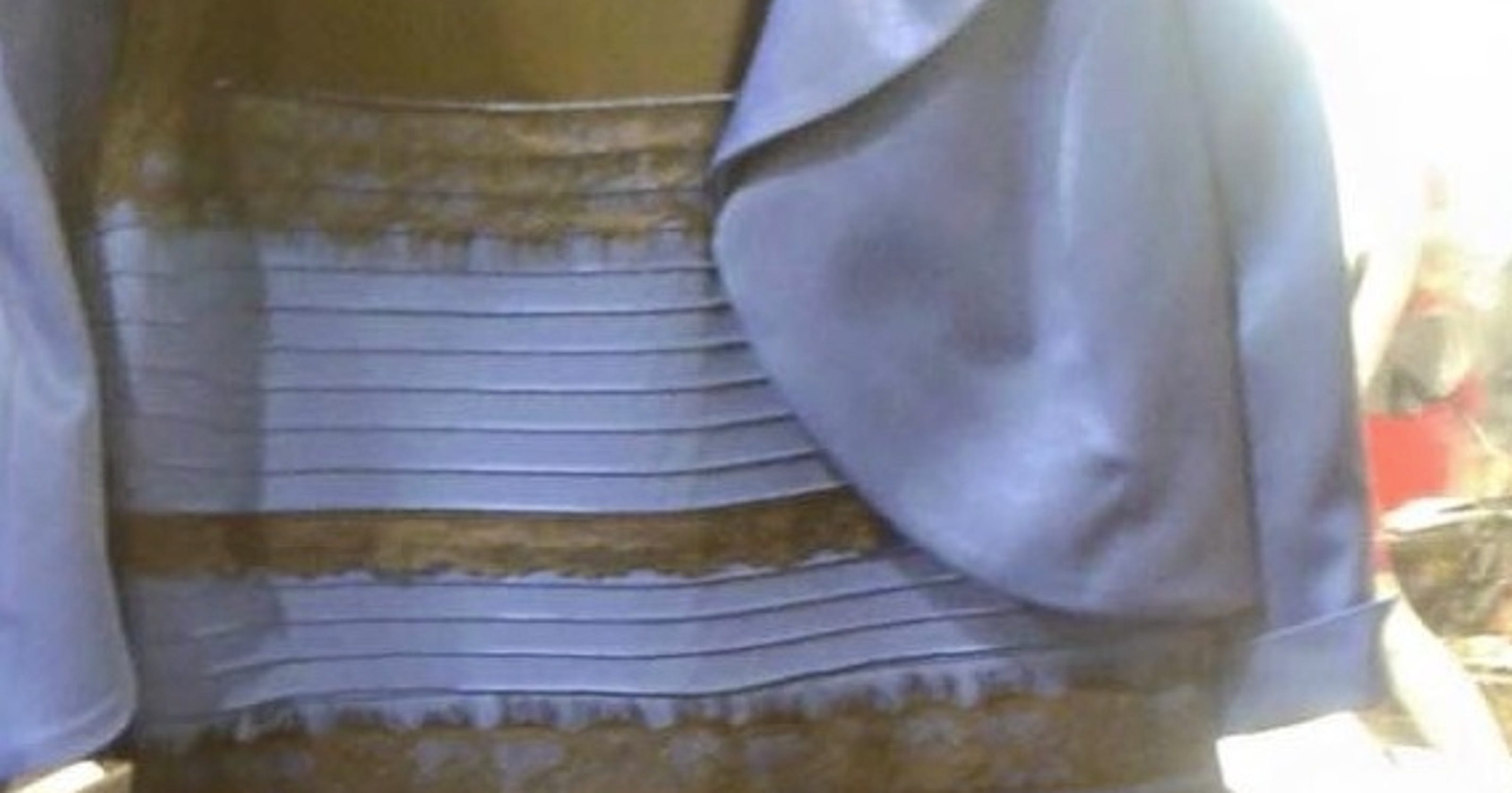 The science behind  the dress  e96d71ede