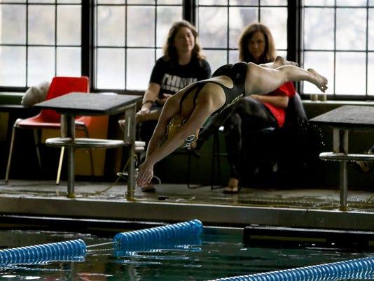 Wichita Falls Swim Meet