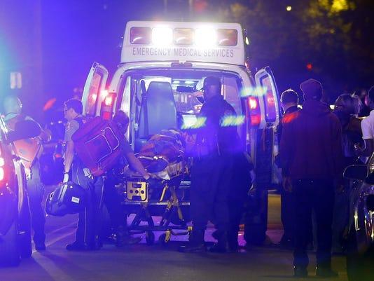 New Castle County paramedics