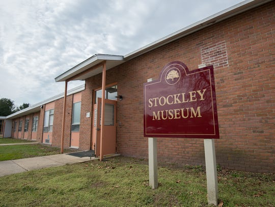 Stockley Museum in Georgetown.