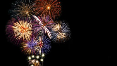 Pollock will put on a Fourth of July fireworks display lasting more than 45 minutes beginning at dark on Saturday at LaCroix Park.