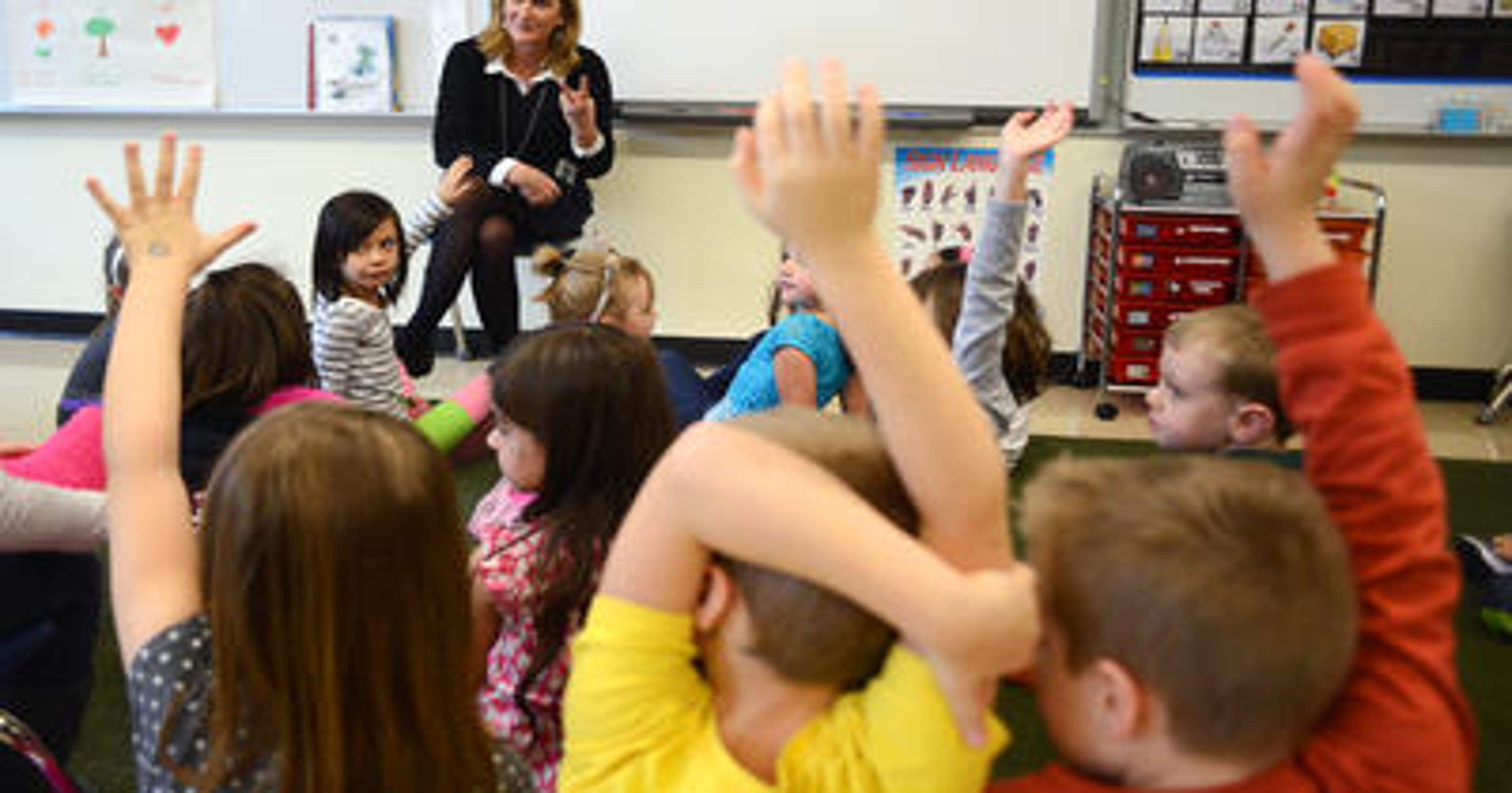 Report Oregon Most Attractive State For Teachers