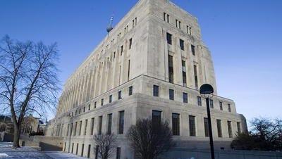 Sheboygan County courthouse.