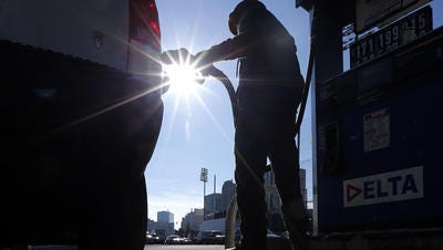 Gas prices in Southern California have shot up more than 20 cents from last week.