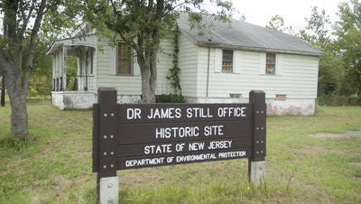 Volunteers are needed for a cleanup at the Dr.James Still historic site in Medford on MOnday to honor
