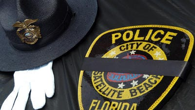 Satellite Beach is set to honor two fallen officers today