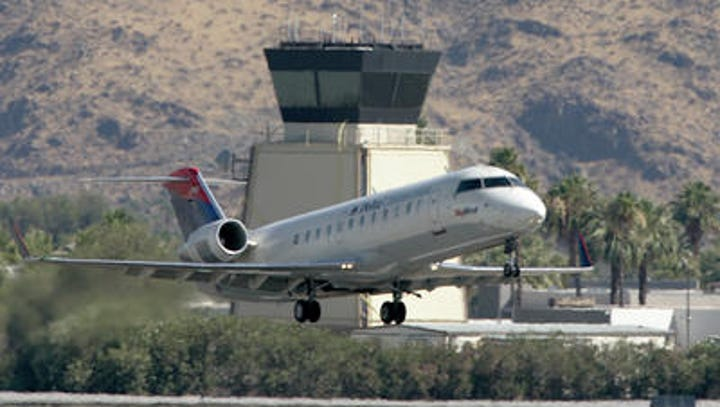 Record number of flights planned out of PSP over holiday season. Find out if your destination is on the list
