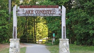 The city of Greenville is considering annexing the 400-acre Lake Conestee Nature Park.